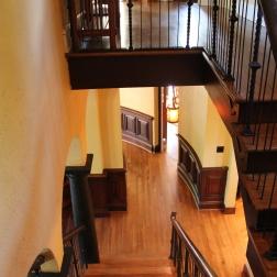 Curved Hallway